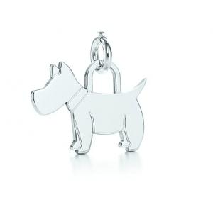 Tiffany & Co. Scottie Dog Charm