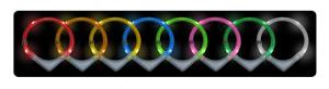 Leuchtie LED Light High Visibility Collar