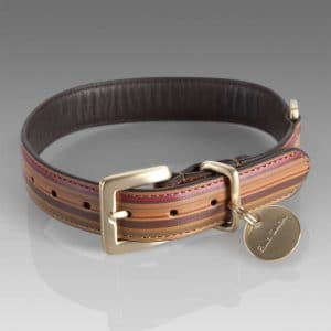 Paul Smith Vintage Multi Stripe Collar