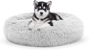 The Dog's Bed Sound Sleep Donut Bed