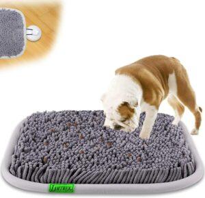 LAMTWEK Pet Snuffle Feeding Mat